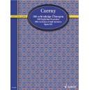 Czerny, Carl - 160 Eight-bar Exercises op. 821