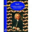 Bach, Johann Sebastian - Inventions and Sinfonias  BWV 772 - 801