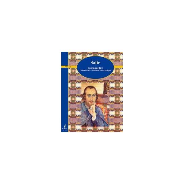 Satie, Erik - Piano Works   Vol. 1