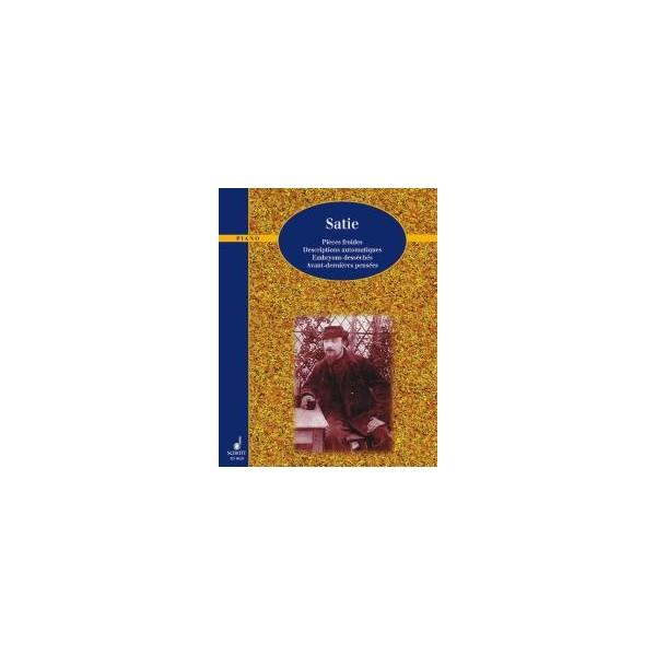 Satie, Erik - Piano Works   Vol. 3