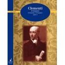 Clementi, Muzio - Six Sonatas op. 1