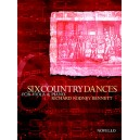 Bennett, Richard Rodney - Six Country Dances (Viola/Piano)