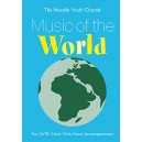 The Novello Youth Chorals: Music Of The World (SATB) - 0