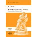 Handel, G F - Coronation Anthems, Four 4