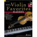 Violin Favourites Classics - Famous Classical Pieces for Violin