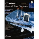 Clarinet Goes All Time Standards - Famous Standards for Clarinet
