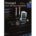 Trumpet Goes All Time Standards - Famous Standards for Trumpet