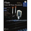 Flute Goes All Time Standards - Famous Standards for Flute