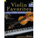 Violin Favorites All Time Standards - Famous Standards for Violin