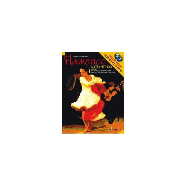 Graf-Martinez, Gerhard - Flamenco Guitar Method   Vol. 1