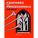 Fanfares And Processionals For Organ - 0