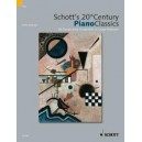 Schotts 20th Century Piano Classics - 54 Pieces from Janàcek to Chick Corea