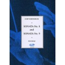 Josef Rheinberger: Sonatas 8 And 9 For Organ - Rheinberger, Josef (Artist)