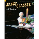 Jazzy Classix - Favorite classical themes in jazzy arrangements for Clarinet