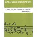 Jean Langlais: Fantasy On Two Scottish Themes Op.237 - Langlais, Jean (Artist)