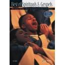 Best of Spirituals & Gospels - 59 great Songs in easy arrangements