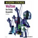 Searle, Leslie - Swing Waltzes for String Ensemble