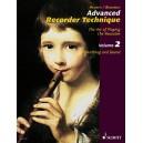 Heyens, Gudrun - Advanced Recorder Technique   Vol. 2