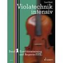 Märkl, Josef - Violatechnik intensiv Band 1