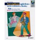 Juchem, Dirko - Saxophon spielen - mein schönstes Hobby Band 2