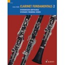 Wehle, Reiner - Clarinet Fundamentals   Vol. 2