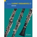 Wehle, Reiner - Clarinet Fundamentals   Vol. 3