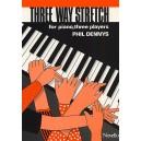 Phil Dennys: Three-Way Stretch - Dennys, Phil (Composer)