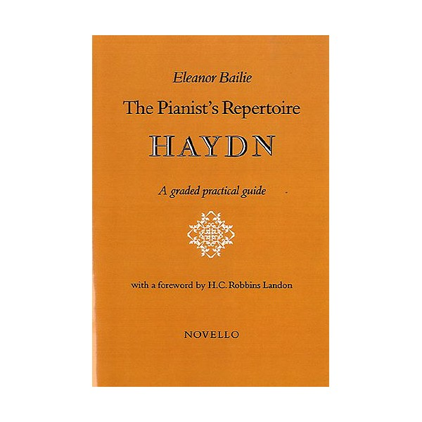 The Pianists Repertoire: Haydn Book - Haydn, Franz Joseph (Artist)