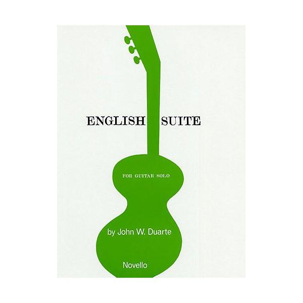 John W. Duarte: English Suite For Guitar - Duarte, John (Artist)
