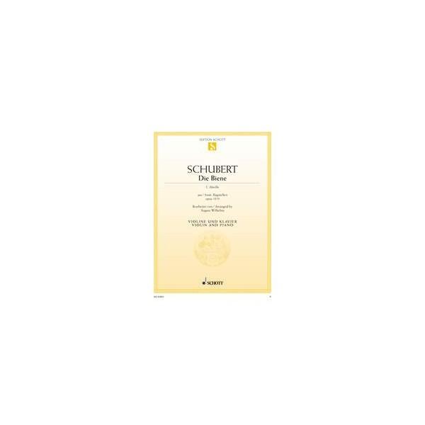 Schubert, Franz (Dresden) - Die Biene op. 13/9
