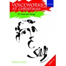 Voiceworks at Christmas - 30 Seasonal Songs  - Hunt, Peter