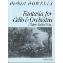 Herbert Howells: Fantasia For Cello & Orchestra (VC/PF) - Howells, Herbert (Artist)