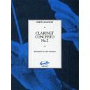 John Mahon: Clarinet Concerto No.2 (Clarinet/Piano) - Mahon, John (Artist)