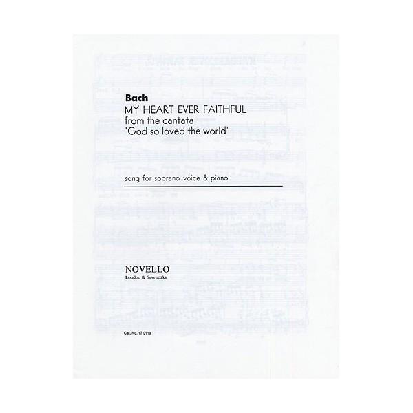 Bach, Js: My Heart Ever Faithful Song In F - Bach, Johann Sebastian (Artist)