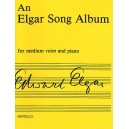 Elgar, Edward - An Elgar Song Album - Medium Voice And Piano
