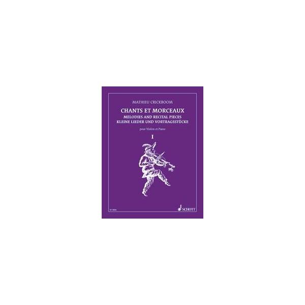 Melodies and Recital Pieces   Vol. 1