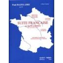 Bazelaire, Paul - Suite Française op. 114