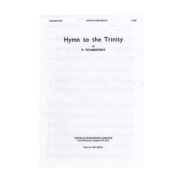 Tchaikovsky: Hymn To The Trinity (SATB) - Tchaikovsky, Pyotr Ilyich (Composer)