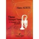 Aerts, Hans - Three Trumpet Tunes