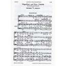 Herbert Sumsion: Magnificat And Nunc Dimittis In G - Sumsion, Herbert (Composer)