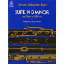 J.S. Bach: Suite In B Minor BWV 1067 (Flute/Piano) - Bach, Johann Sebastian (Composer)