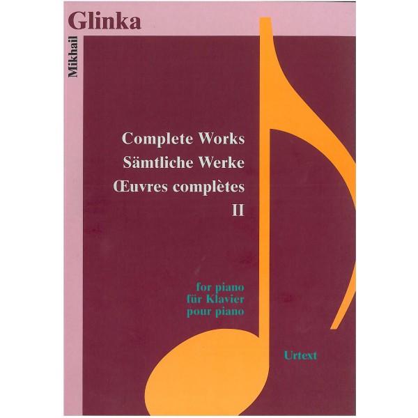 Glinka, Mikhail - Complete Works Vol. 2