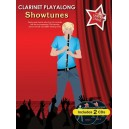 You Take Centre Stage: Clarinet Playalong Showtunes