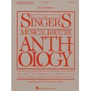Singer's Musical Theatre Anthology Soprano 1