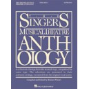 Singer's Musical Theatre Anthology Soprano 3