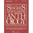 Singers Musical Theatre Anthology Baritone/Bass Volume  3