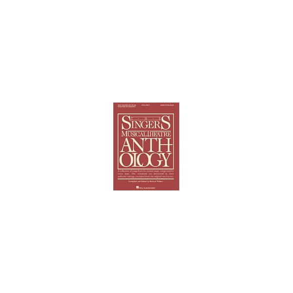 Singer's Musical Theatre Anthology Bar/Bass 3