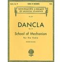 Charles Dancla: School Of Mechanism Op. 74 - Dancla, Charles (Composer)