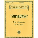 P.I. Tchaikovsky: The Seasons Op.37a - Piano - Tchaikovsky, Pyotr Ilyich (Composer)
