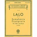 Edouard Lalo: Symphonie Espagnole Op.21 (Violin/Piano) - Lalo, Edouard (Artist)